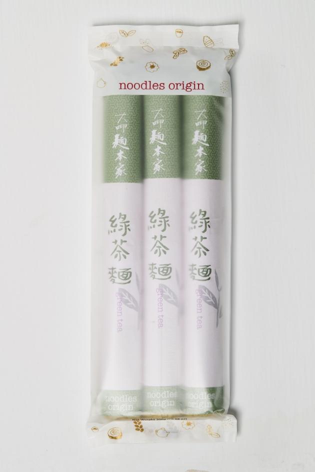 綠茶麵條 / りょく茶 / Green Tea Noodles 3