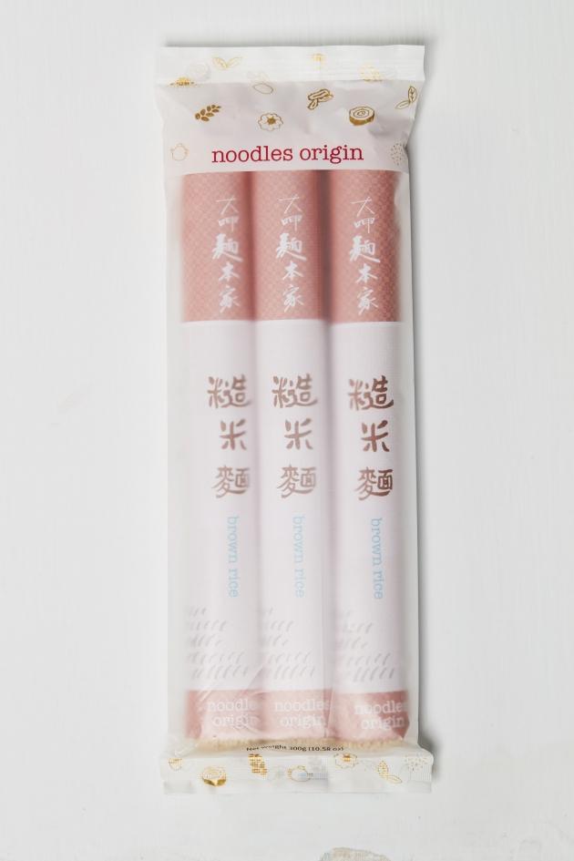 糙米麵條 / 玄米 / Brown Rice Noodles 3