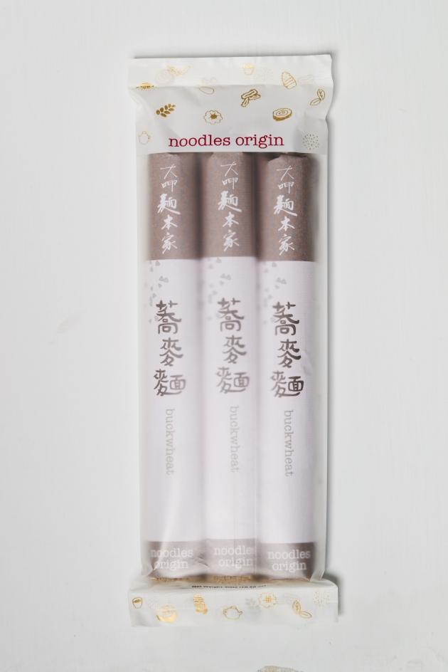 蕎麥麵條 / そば / Buckwheat Noodles 3