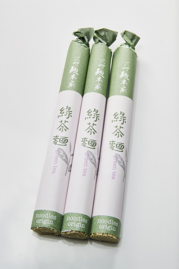 綠茶麵條 / りょく茶 / Green Tea Noodles 2