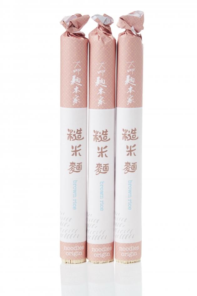 糙米麵條 / 玄米 / Brown Rice Noodles 1