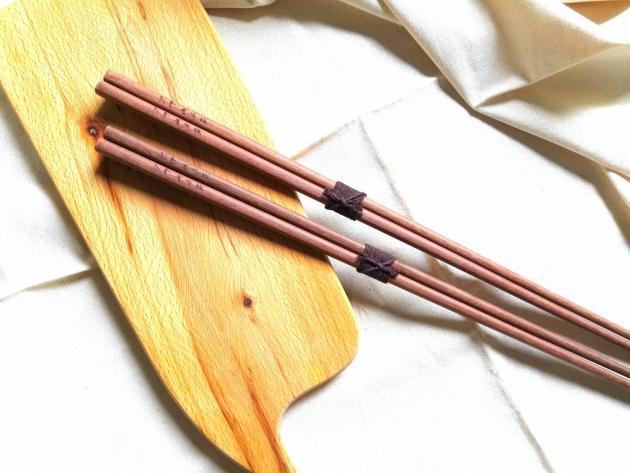 撈麵筷/紅壇木/42cm 3
