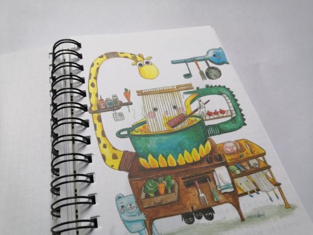 麵本家繪本手札 7