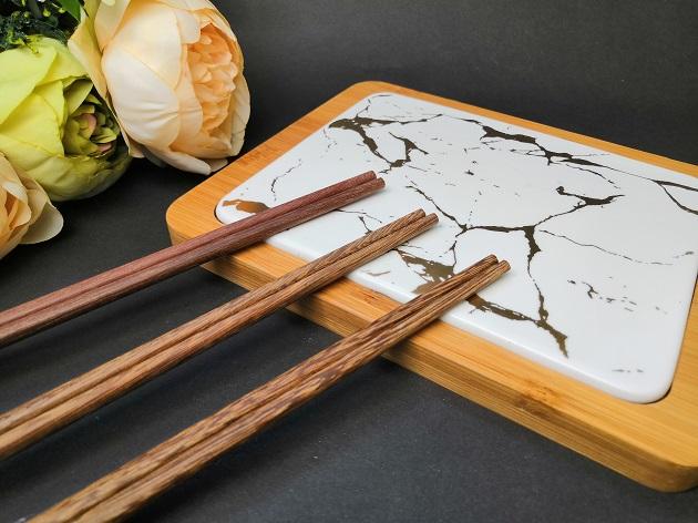 吃麵筷/雞翅木/28cm 3