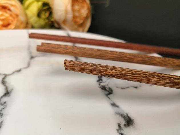 吃麵筷/雞翅木/28cm 4